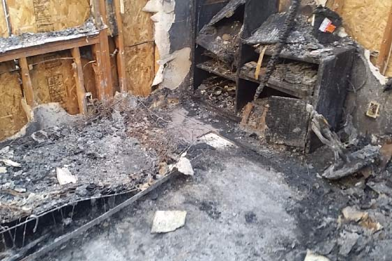 Fire-Damage-to-a-Home-in-Reno